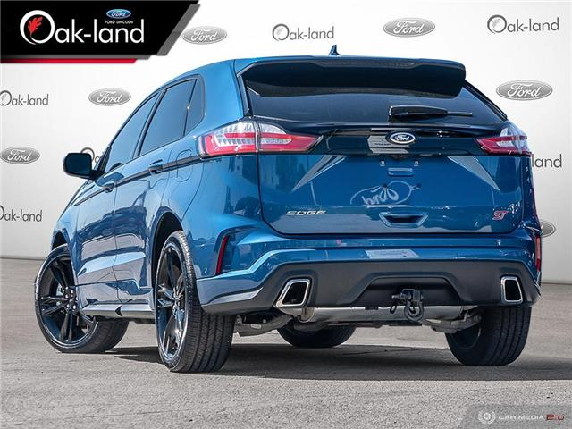 2019 Ford Edge ST (Stk: A3102A) in Oakville - Image 4 of 27