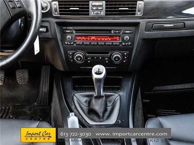 2011 BMW 328i xDrive (Stk: N58654) in Ottawa - Image 24 of 30