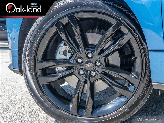 2019 Ford Edge ST (Stk: A3102A) in Oakville - Image 6 of 27