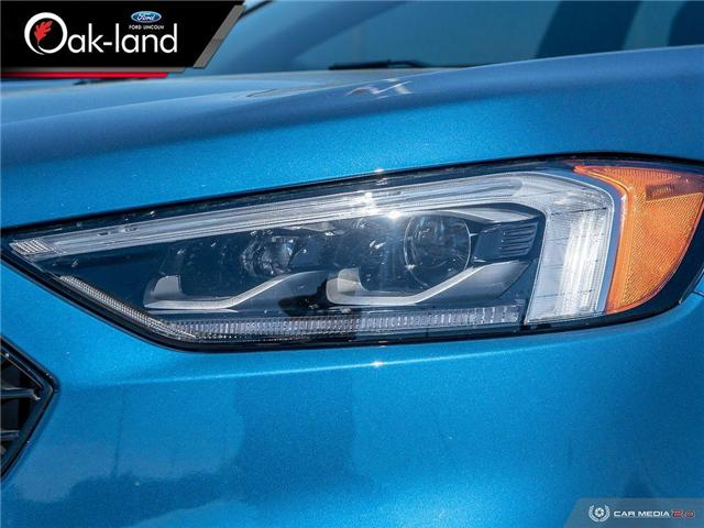 2019 Ford Edge ST (Stk: A3102A) in Oakville - Image 10 of 27