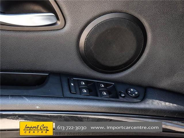 2011 BMW 328i xDrive (Stk: N58654) in Ottawa - Image 29 of 30