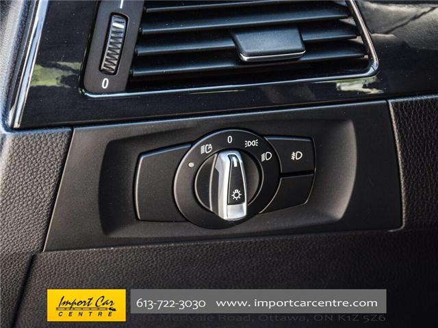 2011 BMW 328i xDrive (Stk: N58654) in Ottawa - Image 30 of 30