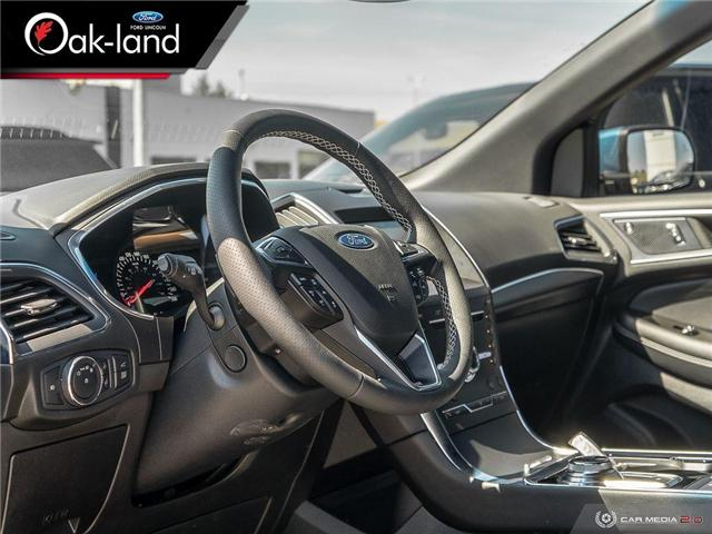 2019 Ford Edge ST (Stk: A3102A) in Oakville - Image 13 of 27