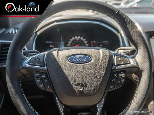 2019 Ford Edge ST (Stk: A3102A) in Oakville - Image 14 of 27