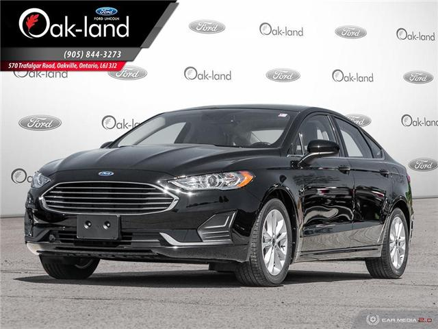 2019 Ford Fusion SE (Stk: 9U012) in Oakville - Image 1 of 25