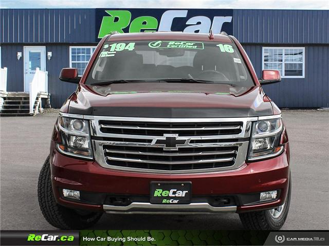 2016 Chevrolet Tahoe LT (Stk: 190643A) in Fredericton - Image 2 of 27