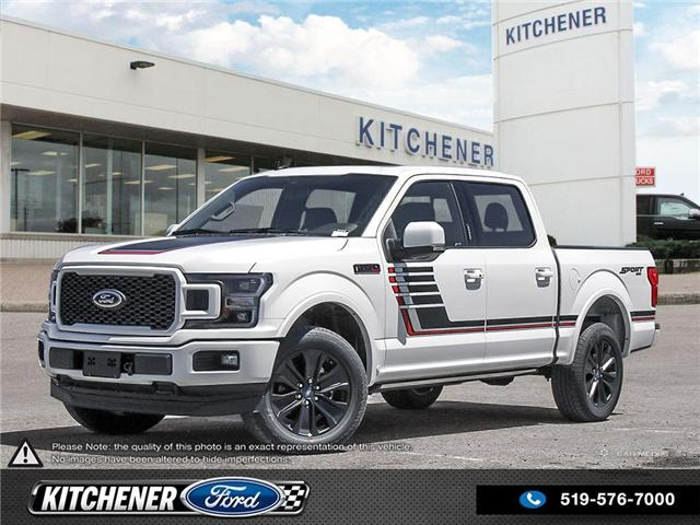 2019 Ford F-150 Lariat (Stk: 9F4210) in Kitchener - Image 1 of 27