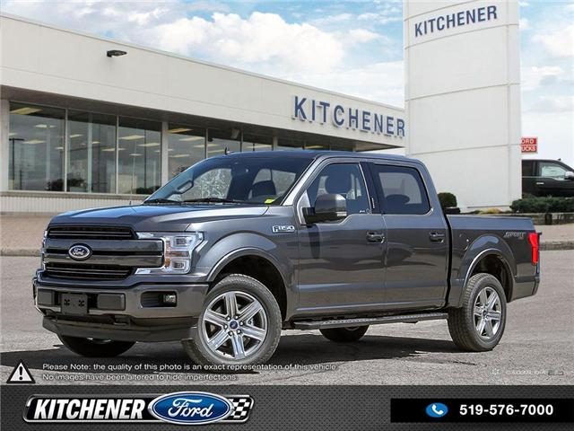 2019 Ford F-150 Lariat (Stk: D94140) in Kitchener - Image 1 of 27