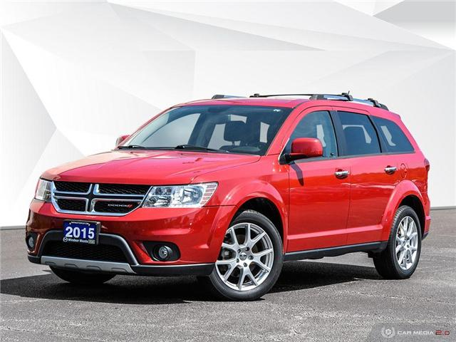 2015 Dodge Journey R/T (Stk: TR8749) in Windsor - Image 1 of 27