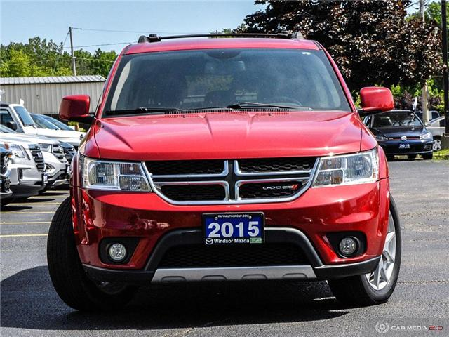 2015 Dodge Journey R/T (Stk: TR8749) in Windsor - Image 2 of 27