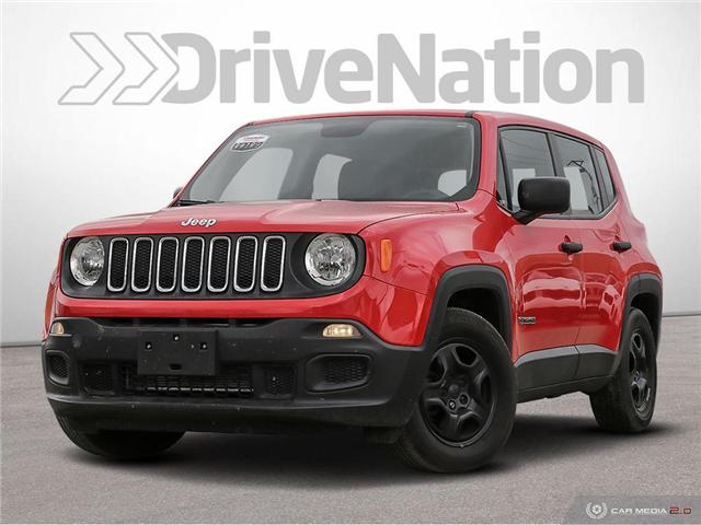 2015 Jeep Renegade Sport (Stk: A2848) in Saskatoon - Image 1 of 26