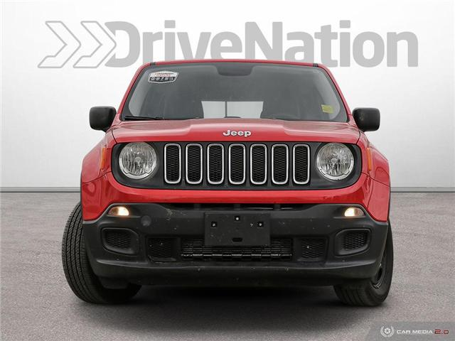 2015 Jeep Renegade Sport (Stk: A2848) in Saskatoon - Image 2 of 26
