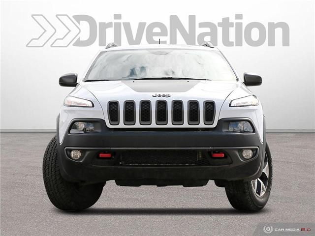 2017 Jeep Cherokee Trailhawk (Stk: A2853) in Saskatoon - Image 2 of 29