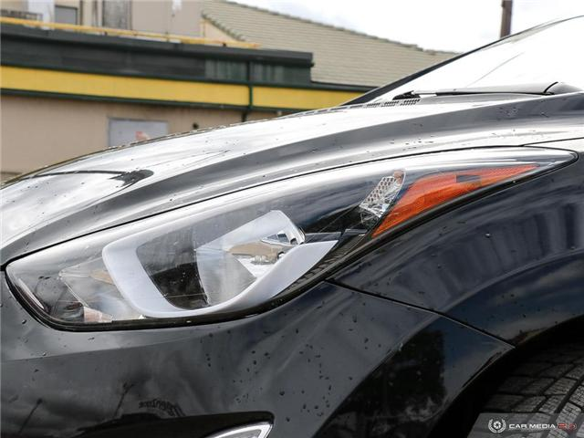 2015 Hyundai Elantra Sport Appearance (Stk: A2849) in Saskatoon - Image 10 of 29