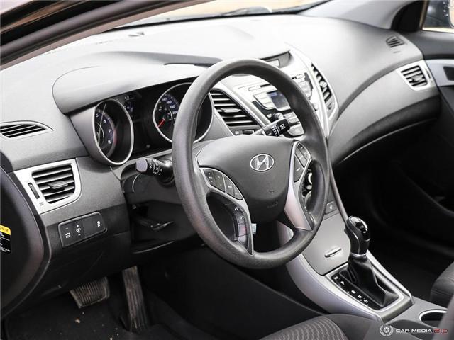 2015 Hyundai Elantra Sport Appearance (Stk: A2849) in Saskatoon - Image 13 of 29