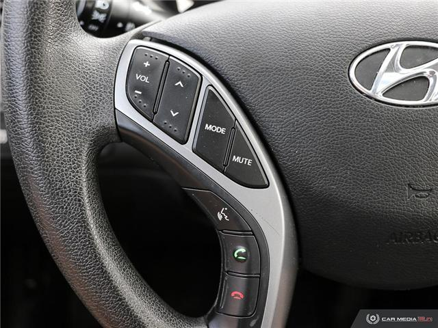 2015 Hyundai Elantra Sport Appearance (Stk: A2849) in Saskatoon - Image 18 of 29