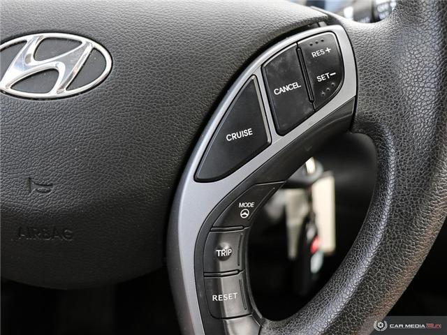 2015 Hyundai Elantra Sport Appearance (Stk: A2849) in Saskatoon - Image 19 of 29