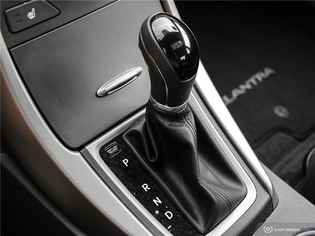 2015 Hyundai Elantra Sport Appearance (Stk: A2849) in Saskatoon - Image 20 of 29