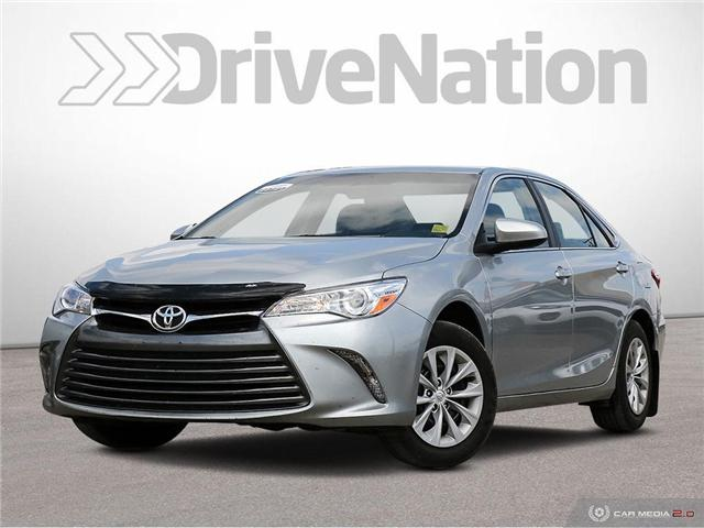 2017 Toyota Camry LE (Stk: A2850) in Saskatoon - Image 1 of 25
