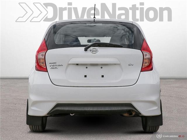 2017 Nissan Versa Note 1.6 SV (Stk: A2844) in Saskatoon - Image 5 of 27