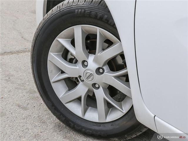2017 Nissan Versa Note 1.6 SV (Stk: A2844) in Saskatoon - Image 6 of 27