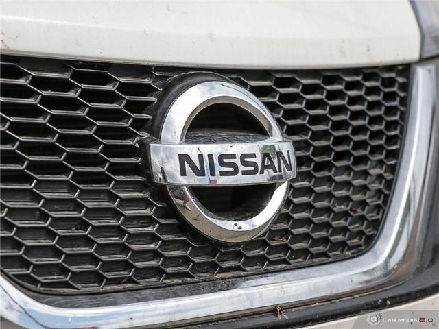 2017 Nissan Versa Note 1.6 SV (Stk: A2844) in Saskatoon - Image 9 of 27