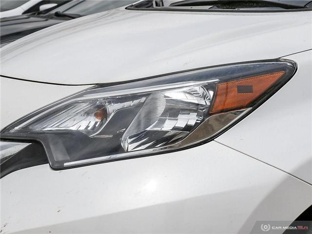 2017 Nissan Versa Note 1.6 SV (Stk: A2844) in Saskatoon - Image 10 of 27