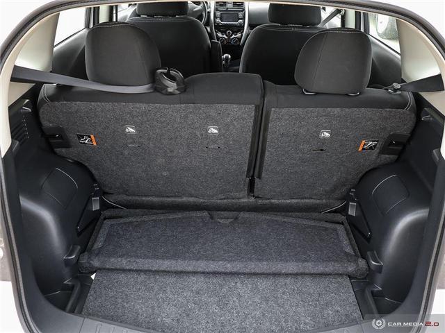 2017 Nissan Versa Note 1.6 SV (Stk: A2844) in Saskatoon - Image 11 of 27