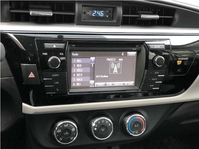 2014 Toyota Corolla LE (Stk: SF122) in North York - Image 12 of 17
