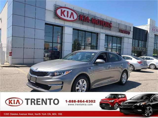 2018 Kia Optima LX (Stk: 211108) in North York - Image 1 of 20