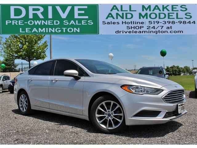 2017 Ford Fusion SE (Stk: D0061) in Leamington - Image 1 of 29