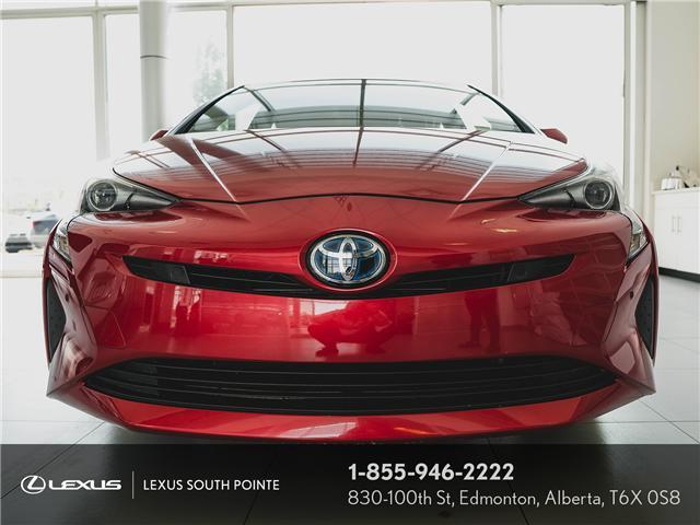 2017 Toyota Prius Touring (Stk: L900313A) in Edmonton - Image 2 of 12