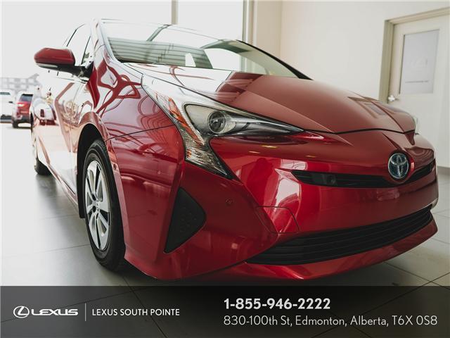 2017 Toyota Prius Touring (Stk: L900313A) in Edmonton - Image 1 of 12