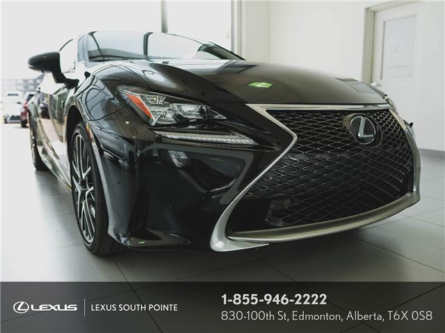 2015 Lexus RC 350 Base (Stk: L900451B) in Edmonton - Image 1 of 19