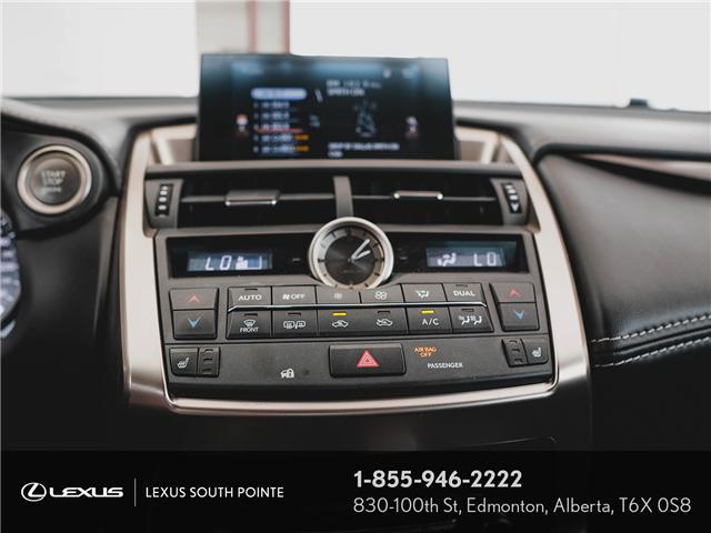 2017 Lexus NX 200t Base (Stk: L900524A) in Edmonton - Image 11 of 17