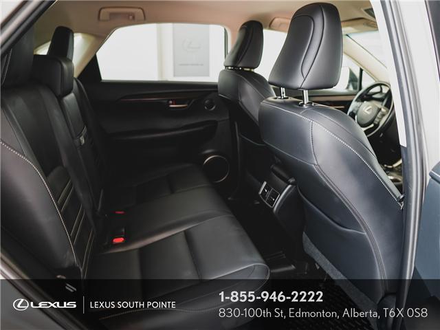 2017 Lexus NX 200t Base (Stk: L900524A) in Edmonton - Image 14 of 17