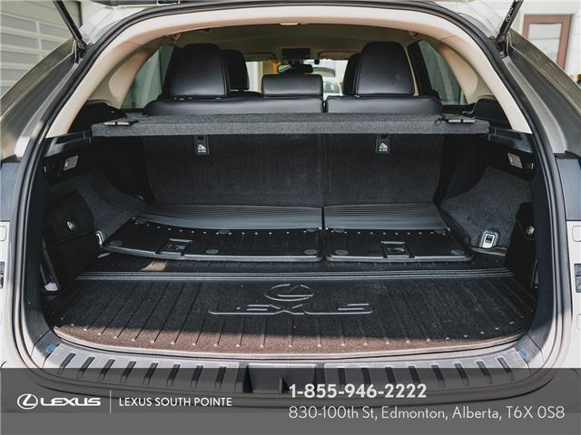 2017 Lexus NX 200t Base (Stk: L900524A) in Edmonton - Image 16 of 17