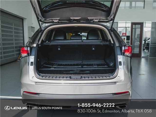 2017 Lexus NX 200t Base (Stk: L900524A) in Edmonton - Image 17 of 17