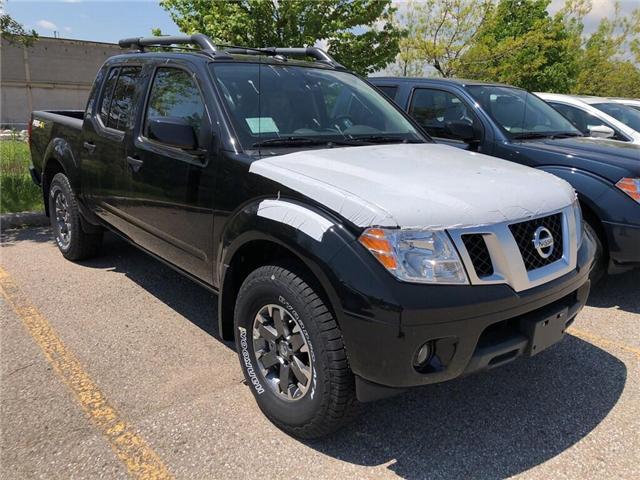 2019 Nissan Frontier PRO-4X (Stk: Y4038) in Burlington - Image 3 of 5