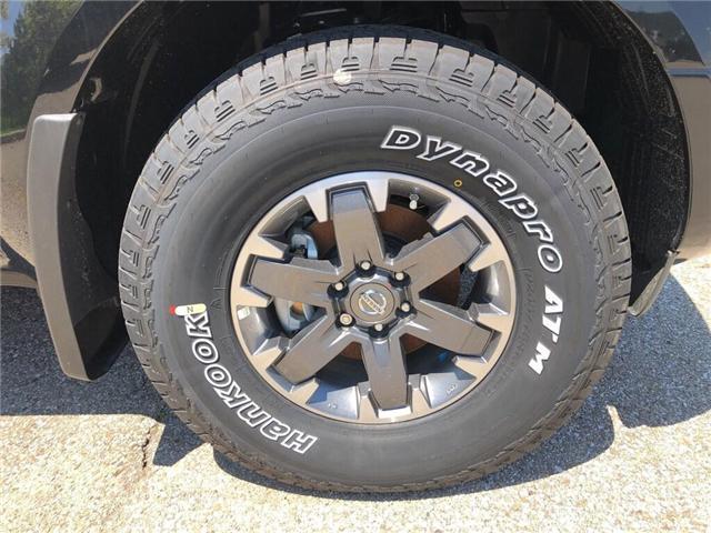2019 Nissan Frontier PRO-4X (Stk: Y4038) in Burlington - Image 4 of 5