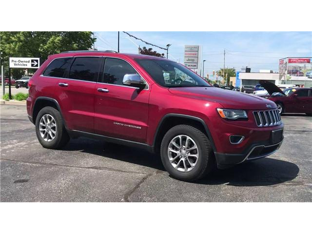 2015 Jeep Grand Cherokee Limited (Stk: 44586A) in Windsor - Image 2 of 14