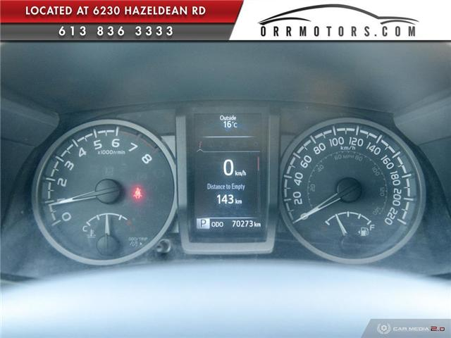 2017 Toyota Tacoma TRD Off Road (Stk: 5811AR) in Stittsville - Image 12 of 28