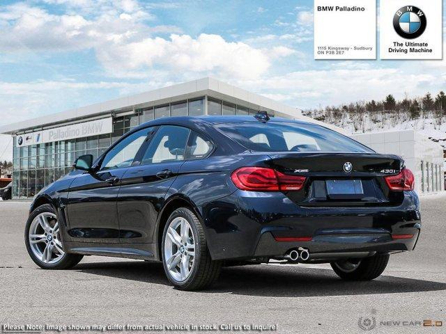 2019 BMW 430i xDrive Gran Coupe  (Stk: 0003) in Sudbury - Image 4 of 22