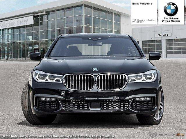 2019 BMW 750i xDrive (Stk: 0043) in Sudbury - Image 2 of 23