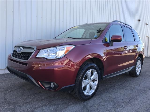 2015 Subaru Forester 2.5i Touring Package (Stk: PRO0559) in Charlottetown - Image 1 of 22
