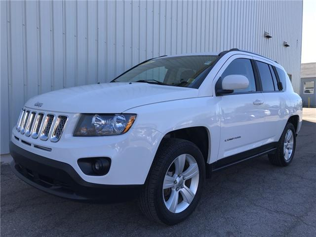 2015 Jeep Compass Sport/North (Stk: N377TA) in Charlottetown - Image 1 of 20