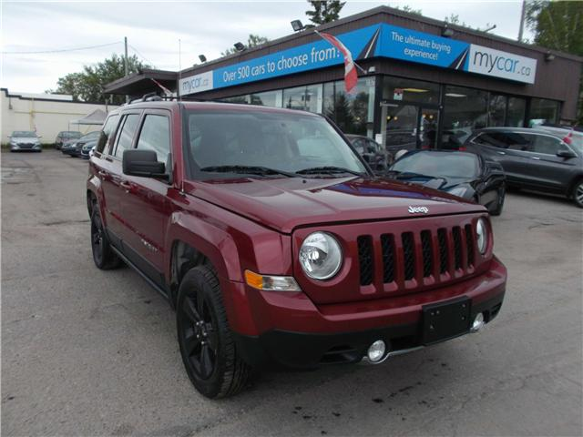 2013 Jeep Patriot Sport/North (Stk: 190702) in North Bay - Image 1 of 14