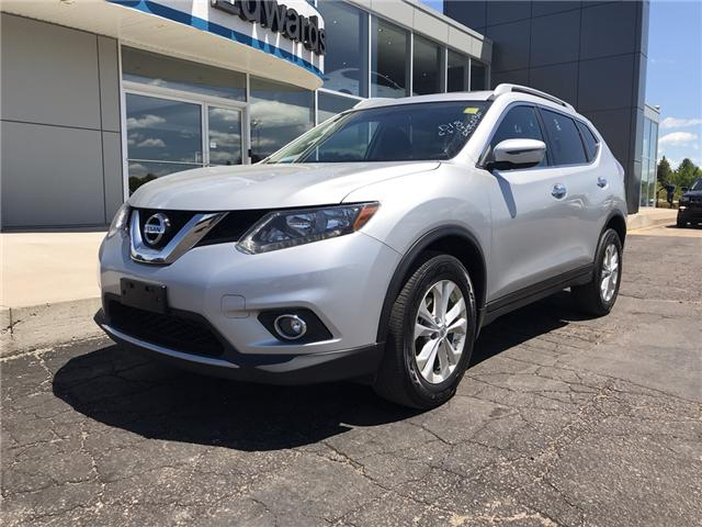 2016 Nissan Rogue SV (Stk: 21834) in Pembroke - Image 2 of 6