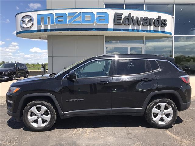 2018 Jeep Compass North (Stk: 21842) in Pembroke - Image 1 of 6