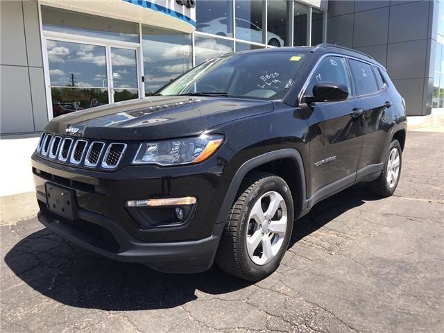 2018 Jeep Compass North (Stk: 21842) in Pembroke - Image 2 of 6